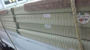 畳は角が大切です! 四角くピシッと気持ちが良い畳