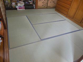 美しい仕上がりの畳◆お客様もお喜びになります!