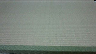 畳の芯(畳とこ)から新しく★★中の畳おもてを逢着して