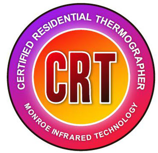 Certified Residential Thermographer logo - Advantis Home Inspection, PLLC