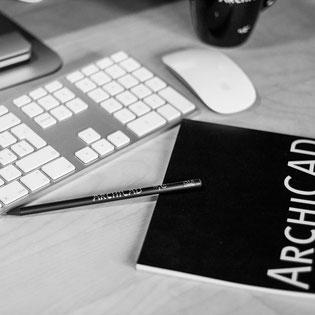 ArchiCAD auf Mac