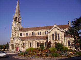 Eglise Notre Dame de Chauny