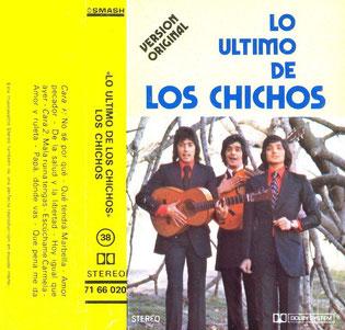 LO ULTIMO DE LOS CHICHOS