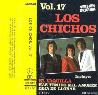 LOS CHICHOS  EL VAQUILLA. Vol 17