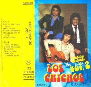 LOS CHICHOS Vol. 2