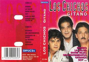 """LOS CHICHOS """"GITANO"""""""