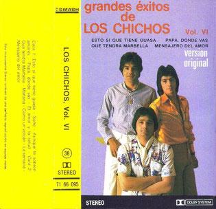 Grandes éxitos de Los Chichos/ Vol. VI