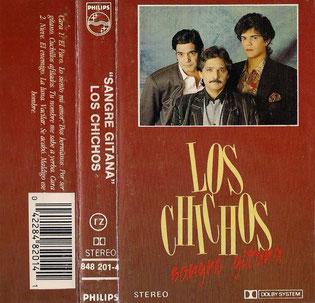 Los Chichos ..SANGRE GITANA. 1991