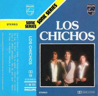 SONIC SERIES LOS CHICHOS  1979