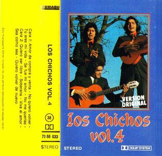 LOS CHICHOS  VOL. 4