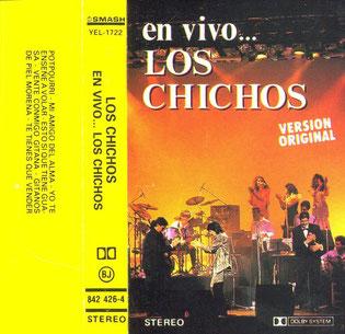 En vivo LOS CHICHOS