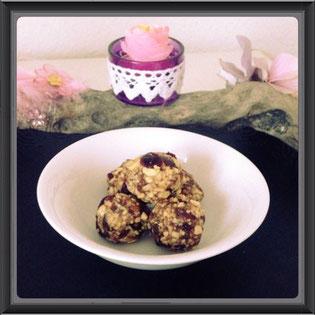 Mandel-Snack, Fitness Food, Vegan, glutenfrei,