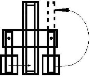Wie mit dem Schwenkarm-Beutenbock Räuberei unterbunden werden kann
