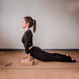 Yoga Block Cork by Yogibato