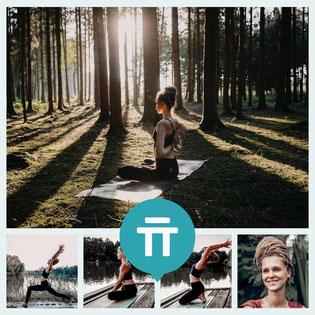 Yoga mit Pezi - Mindful Sessions - Online Kurs copyright by zenspotting