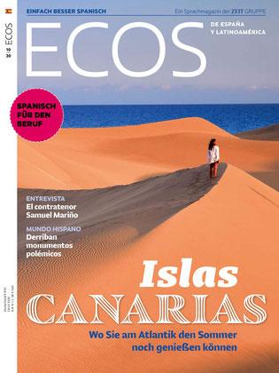 Ecos 2020 Spanisch lernen 10 Islas Canarias