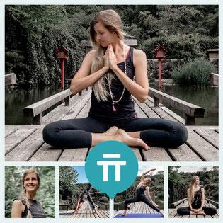 Yoga mit Sandra - Yoga Mindful Sessions - Online Kurse copyright by zenspotting