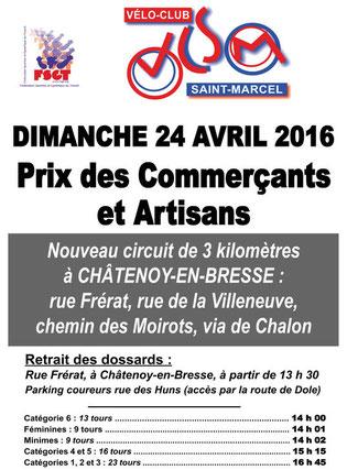 Prix de Châtenoy en Bresse