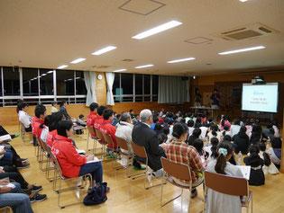 防災とは、「ただいま」をかならずいうこと。佐藤先生のお話には、当事者にしかありえない重みと現実があります。