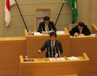12月5日 本会議(大石よしのり議員)