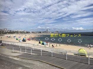 大蔵海岸ファミリーゾーン