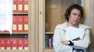 Ewig gestrige Christine Goll ist gegen die Erhöhung des Frauenrentenalters.
