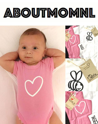 romper hart aboutmom.nl love baby