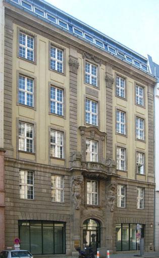 Sitzungsort: Das Sekretariat der KMK in Berlin