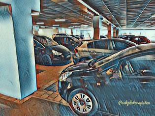 parkhaus flughafen frankfurt