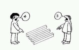 Wichtig ist die Grundhaltung: Der andere ist immer der Depp.