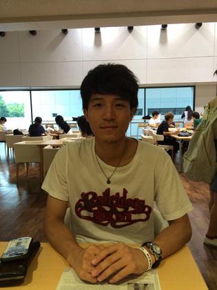 Sawada at Chuo Univeristy