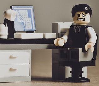 rédaction professionnelle, dirigeant déprimé