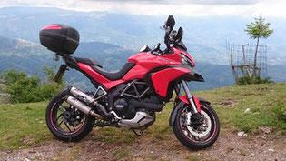 25.) Ducati Multi Strada 1200