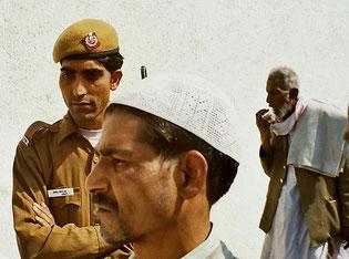 hindi bewacht Moslems