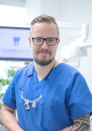 Zahnarzt Peer Kaleth