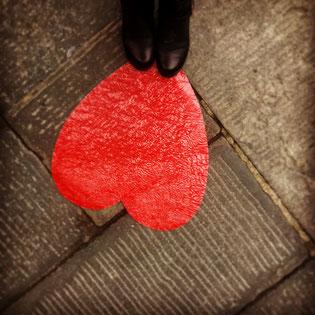Verona in Love San Valentino Cuore Heart evento manifestazione Veneto Italia