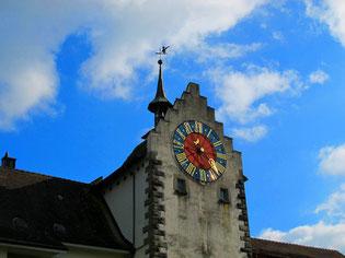 das Stadttor von Stein am Rhein