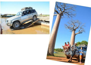 4x4 nissan patrol (7 places )