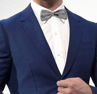 fattoAmano Beton Fliege Mode Fashion hangemacht Unikat LINO