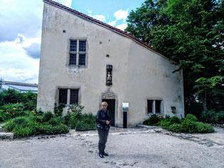 La maison natale de Jeanne-d'Arc