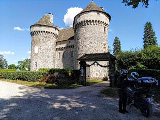 ALLY, Château de la Vigne