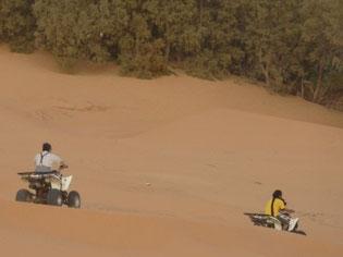 En el Sáhara