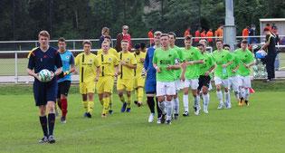 U19: Berliner SC II - SSC Teutonia