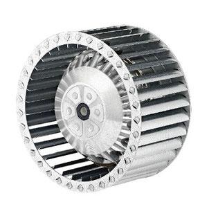 Вентилятор радиальный улитка