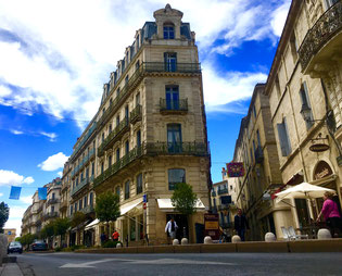 Montpellier, Frankreich, France, Europa, datewithplaces