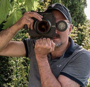 Erfahrungsbericht: Gaoersi 4x5 inch, Großformatfotografie aus der Hand. Foto: Janis Schörner