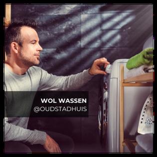wol wassen