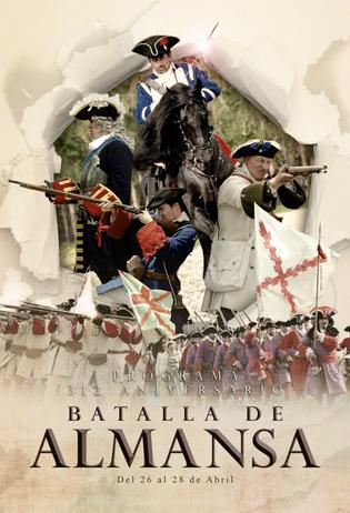 Fiestas en Almansa Conmemoración de la Batalla de Almansa