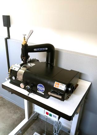 新型モデル 電動革漉き機 TK-802BL