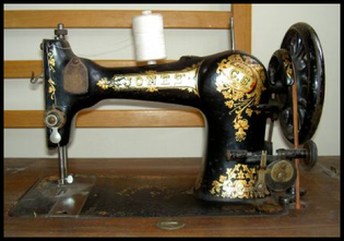 Jones FCS Type  6  (treadle) ......................... # 87.839